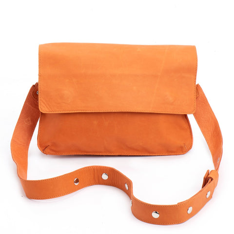 shoulder bag & pouch