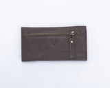 Classic wallet smoky brown