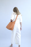 Tote bag in Orange