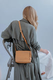 Mini Perfect size Bag - camel leather