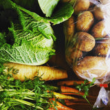 Small Organic Seasonal Veggie Box €15 - Annie's Farm Produce