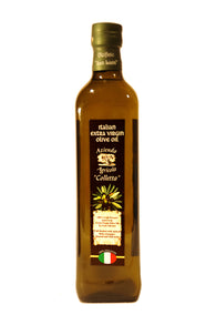 1lt Glass Bottle of Olivieri's Extra Virgin Olive Oil - Annie's Farm Produce