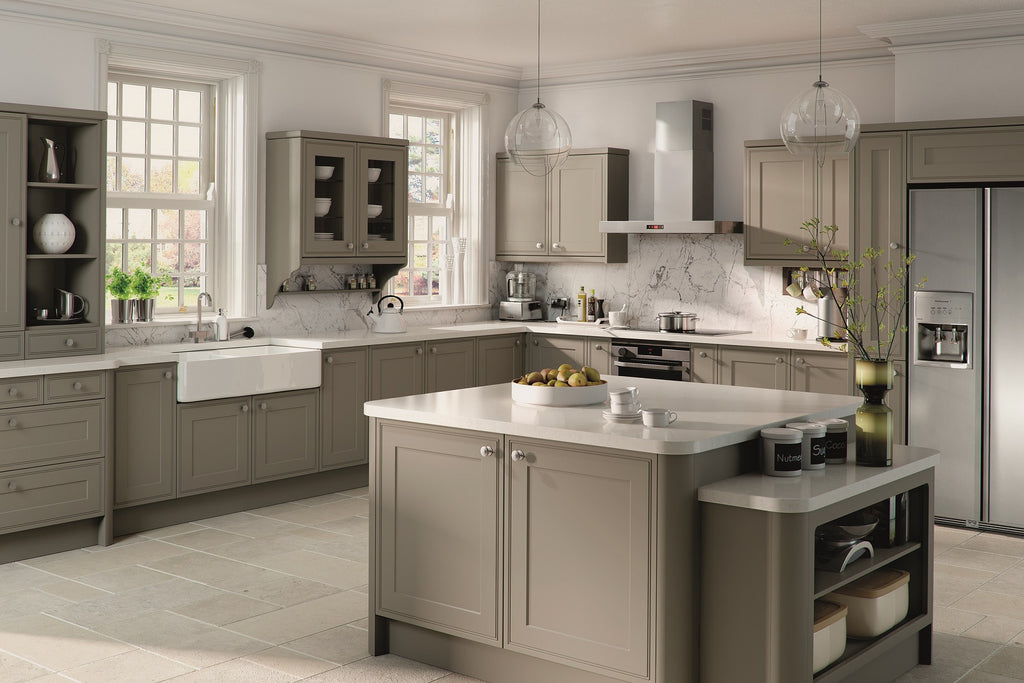 Hampton Kitchen. Classic Kitchens Online At Uspec Kitchens