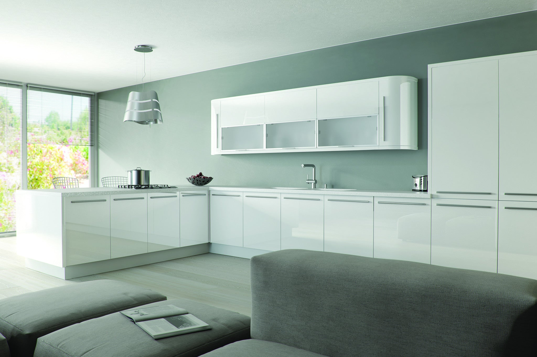 Gloss Kitchens: Buy Kitchens Online at Factory Direct Prices – Uspec ...