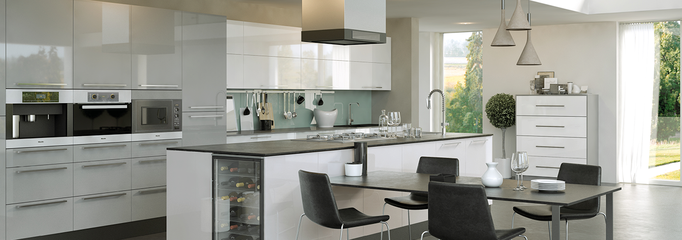 Mayfair Gloss Kitchen