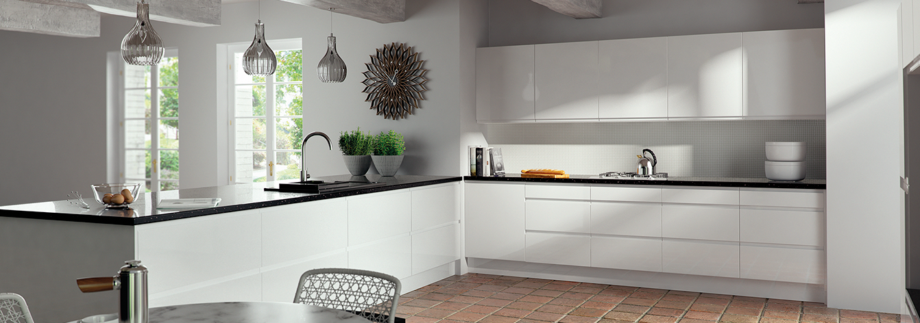 Riga Gloss Kitchen