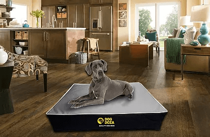 Dog Doza - Memory Foam SLAB Dog Beds