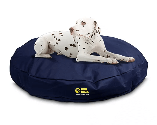 Dog Doza - Waterproof Round Memory Foam CRUMB Beds