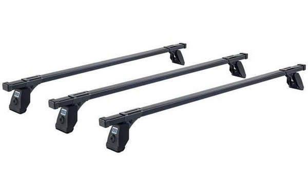 Cruz roof bars for Citroen Berlingo C15 box 1984 - 2005, Citroen Berlingo L1 2008, Peugeot Partner L1 2008, Peugeot Partner L2 2008