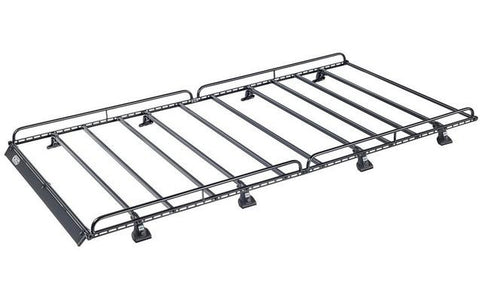 Cruz 907 Serie N20-120 Roof Rack for Renault Kangoo (II) 2008 - 2014 , Citan L2 (LWB) (W415) from 2012 , Kangoo Van / L1 (SWB) (III) from 2014