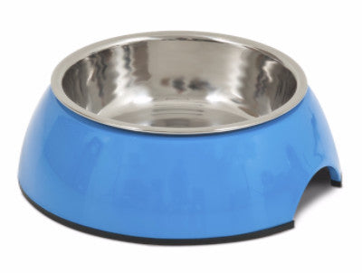 PetMate Italia Stainless Steel Single Dog Bowl