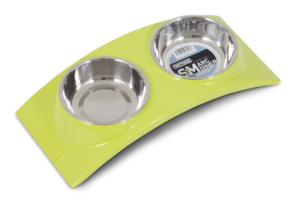 PetMate Wetnoz Arc Diner Dog Bowl