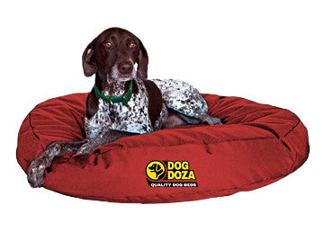 Dog Doza Waterproof Round Dog Beds