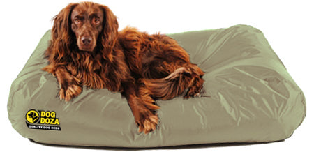 Dog Doza - Active Waterproof Memory Foam Crumb Box Border Beds