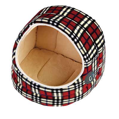 Gor Pets Argyll Hooded Dog Bed