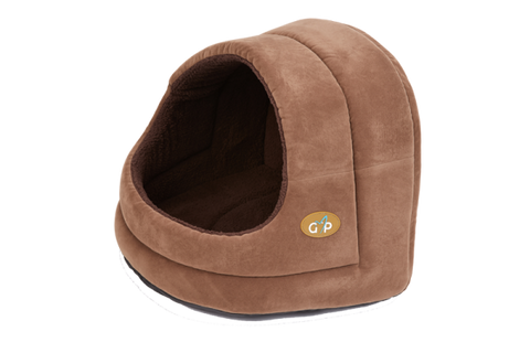 Gor Pets Bruges Hooded Dog Bed
