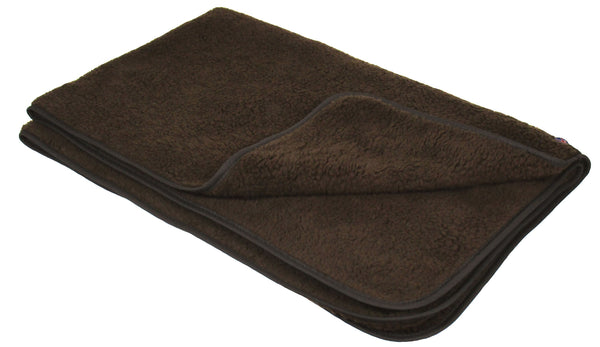 P&L Double Thickness Sherpa Fleece Blankets
