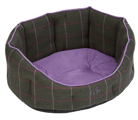 Gor Pets Kensington Deluxe Dog Bed