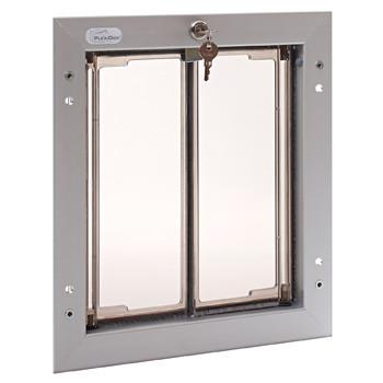 Plexidor UK Dog Doors  Small Wall Mount