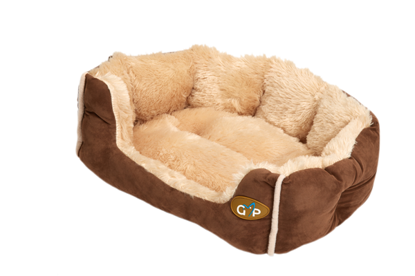 Gor Pets Nordic Snuggle Dog Bed