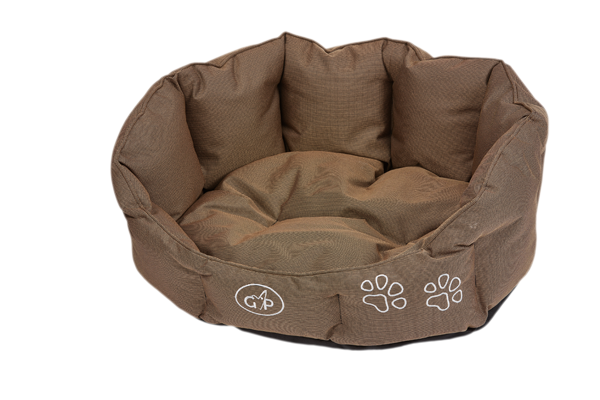 Gor Pets Outdoor Deluxe Dog Bed