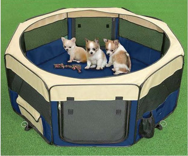 Henry Wag Pet Play Pen Fabric