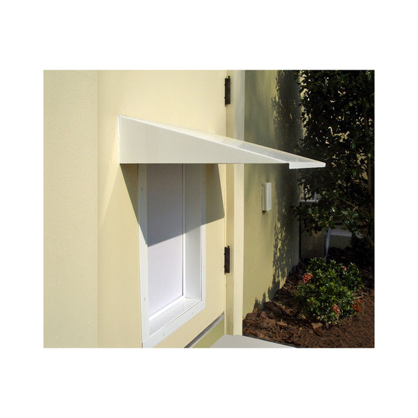 Plexidor UK Universal Dog Doors Awning