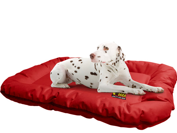 Dog Doza Dog Bolster Mat - Waterproof All Over Heavy Duty Fabric