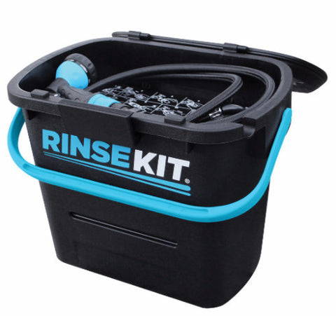 Rinsekit Portable Pressurised Dog Shower + Free Shipping