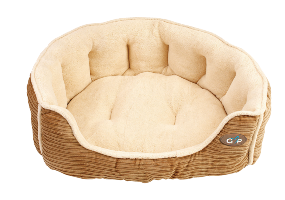Gor Pets Royan Snuggle Dog Bed