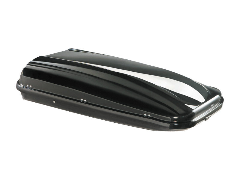 Summit Roof Box 530 Litre Gloss Metallic Dark Grey Roof Box