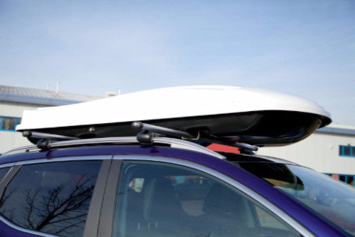 Summit Roof Box 440 Litre Gloss With Quick Release Mounting