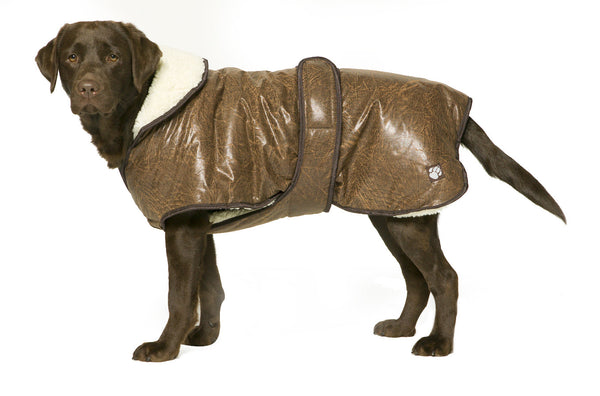 Danish Design Waggles Dog Coat