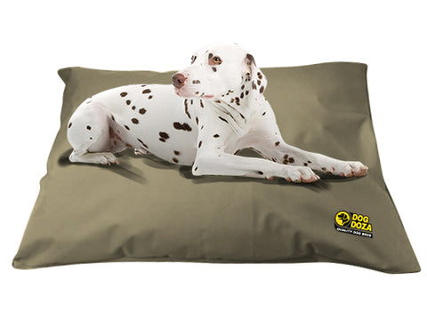 Dog Doza - Waterproof Cushion Beds - Memory Foam Granulated CRUMB