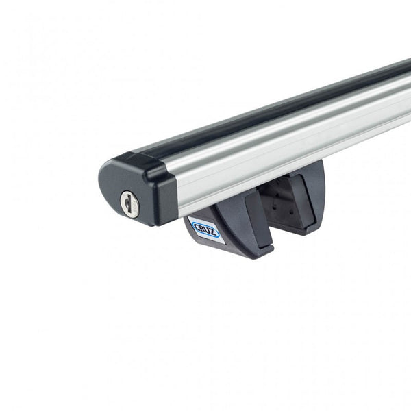 Cruz aliuminium roof bars for Citroen Berlingo 1996 - 2008, Peugeot Partner 1996 - 2008, Renault Kangoo 1997 - 2008, Renault Express Break 1990 - 2003