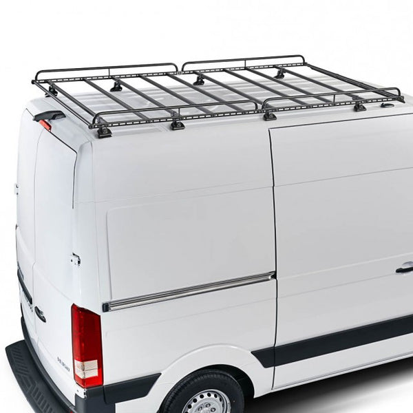 Cruz 907 Series N34-150 Roof Rack for Peugeot Boxer GV 1994 - 2006, Fiat Ducato L3 H2 1994 - 2006, Citroen Relay L3 H2 1995 - 2006