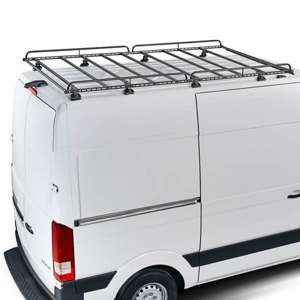 Cruz 907 Series N37-170 Roof Rack for Ford Transit L4 H2 2014