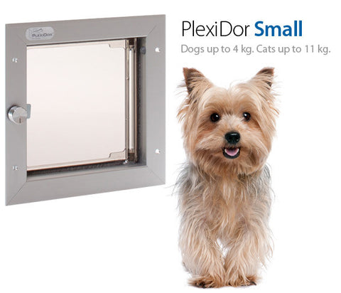 Plexidor UK Dog Doors - Small Door Mount