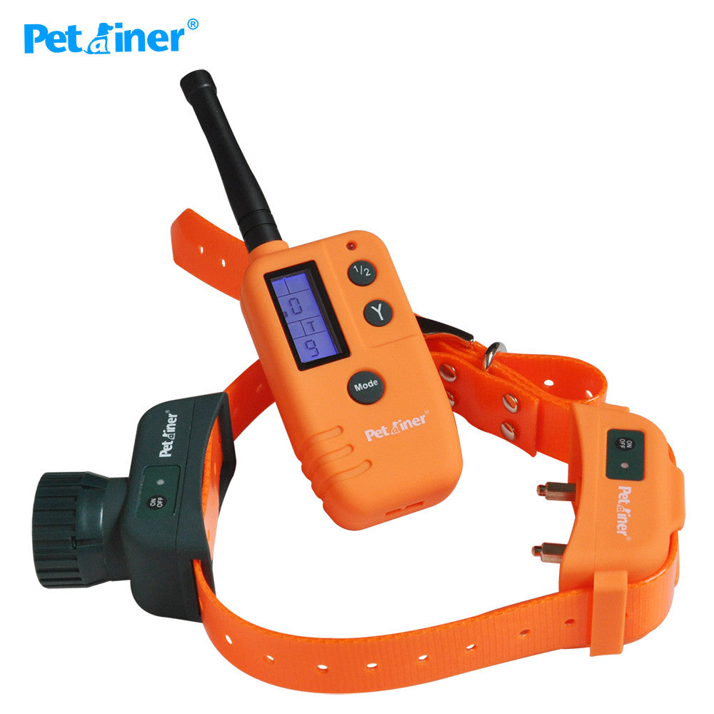 Petrainer 910 dog beeper hunting collar