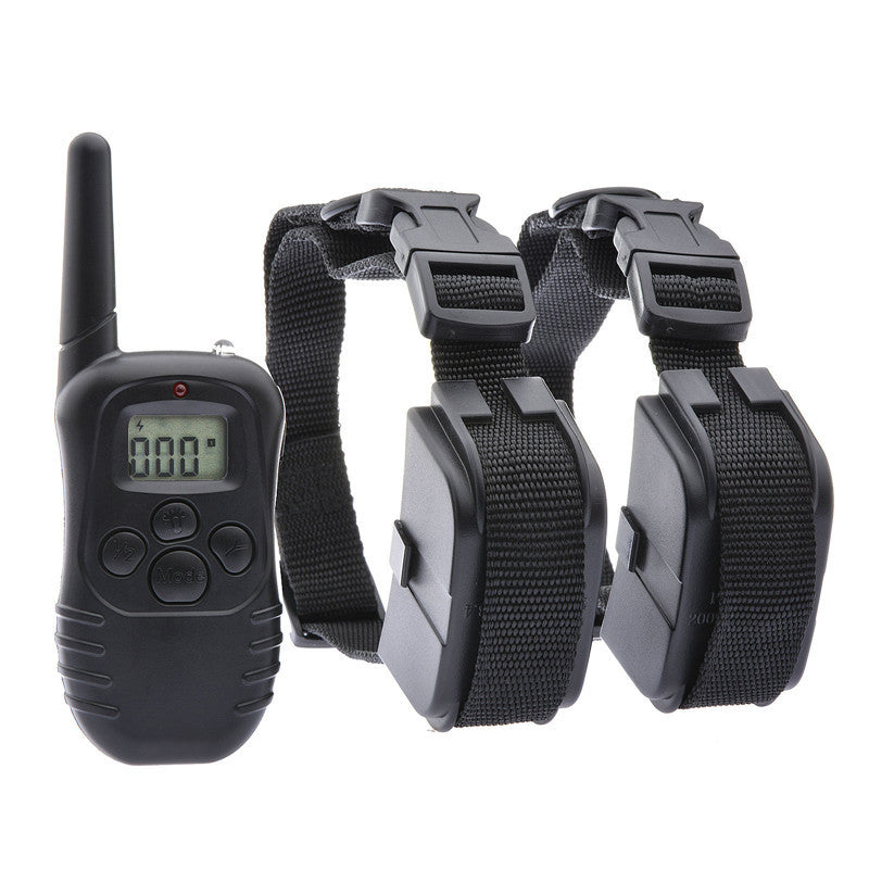 300 Meters Remote Adjustable Dog Training Collar