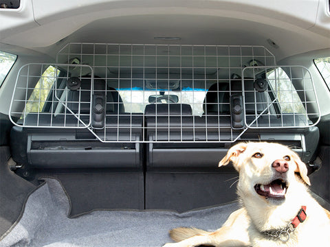 Summit Headrest Mesh Type Dog Guard