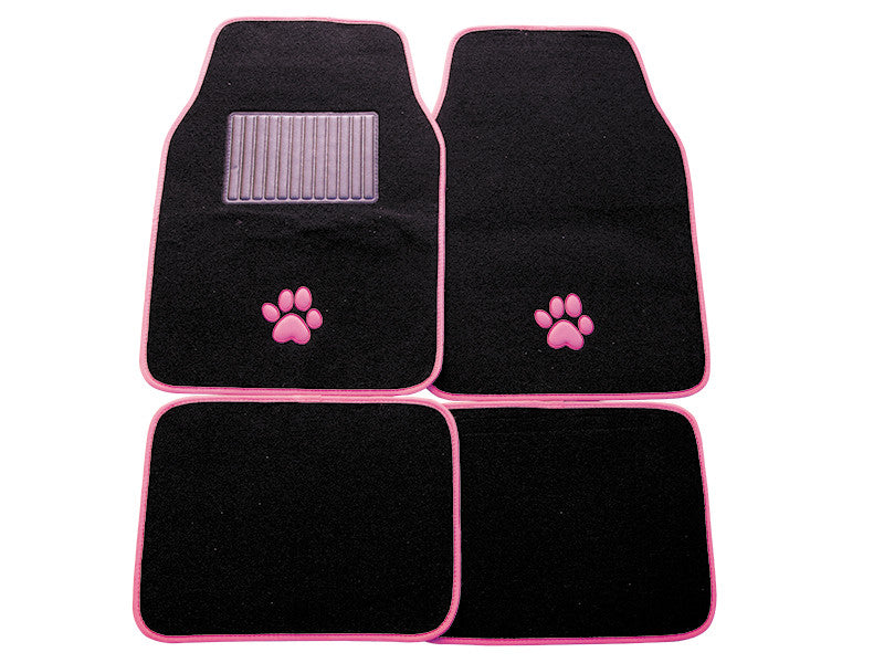 Summit Car Mat Set of 4