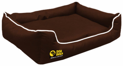 Dog Doza Waterproof Memory Foam 5cm Thick Dog Bed Settee