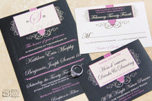 The Rustic Romance Invitation Set