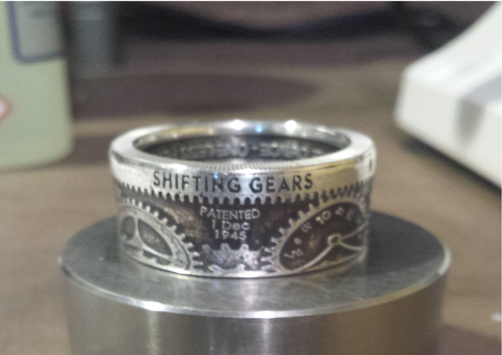 Specialized Bullion Round Rings