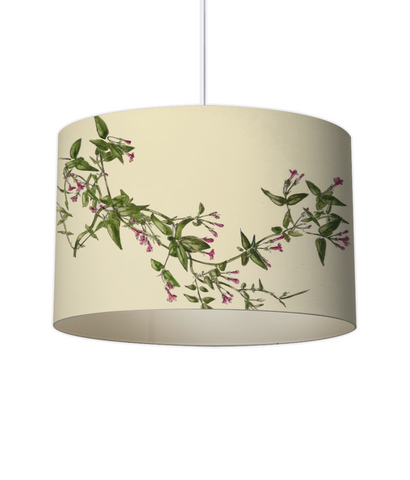 Honeysuckle Lampshade