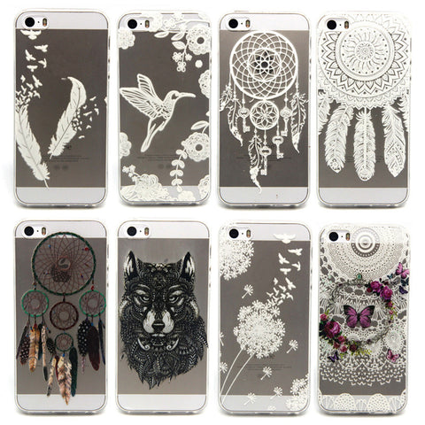 Henna Style iPhone cases
