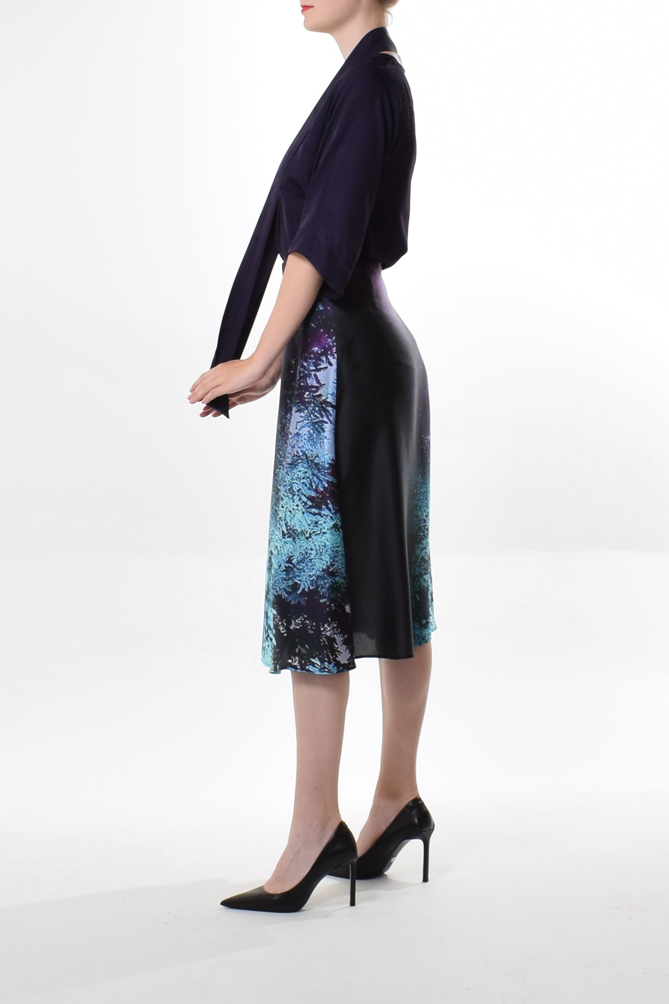 Daisy dress in Pink (Rothko)