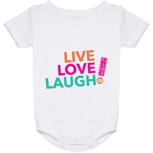 Live Love Laugh Baby Onesie 24 Month