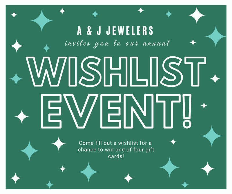Wishlist Event!
